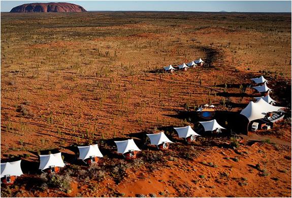 Longitude 131 | Luxury Australian Outback Experience | Image