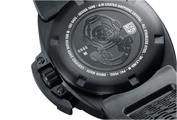 Deep dive automatic 1500 series watch by luminox - Luminox dive watch ...