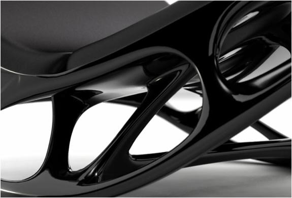 Morphogenesis Lounge Chair   By Timothy Schreiber