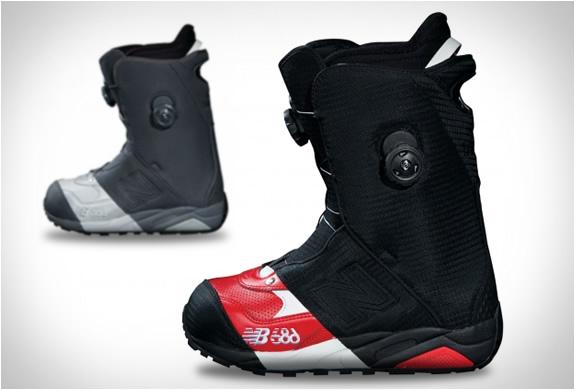 New Balance 686 Snowboard Boot | Image