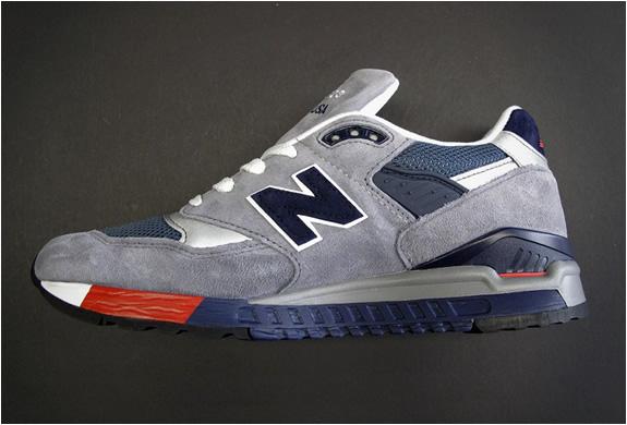 New Balance M998 Sneaker | Image