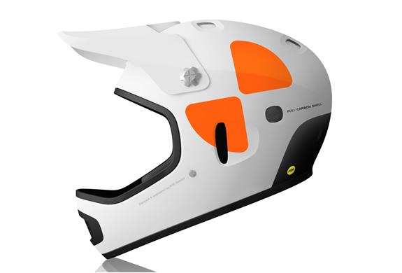 Cortex Dh Helmet | By Poc | Image