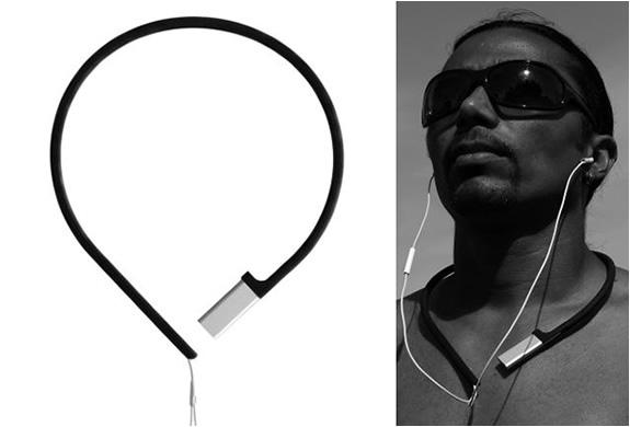 Pod A Porter | Neckband For Ipod Shuffle | Image