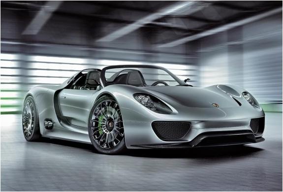 Porsche 318 Spyder Concept Car | Image