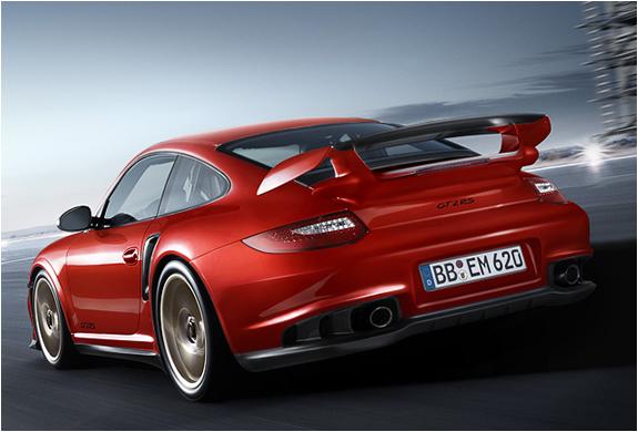 Porsche 911 Gt2 Rs | Image