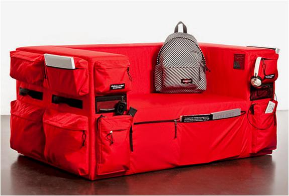 Quinze & Milan Eastpak Sofa | Image