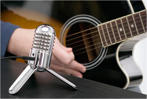Meteor Mic Usb Studio Microphone | By Samson | Image