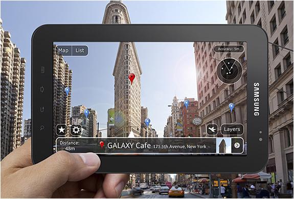 Samsung Galaxy Tab | Image