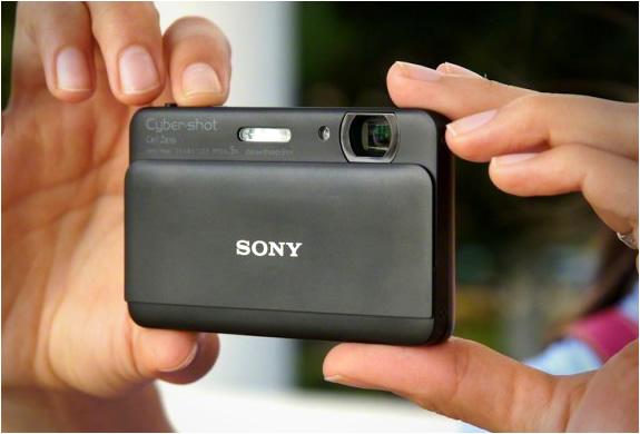 Sony Cyber-shot Dsc-tx55 | Image