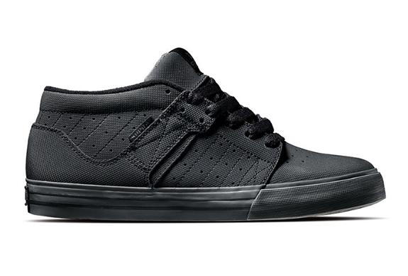 Supra Footwear | Diablo Black Gunny Tuf | Image