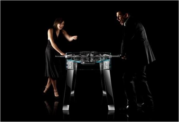 Teckell Krystal Football Table | Image