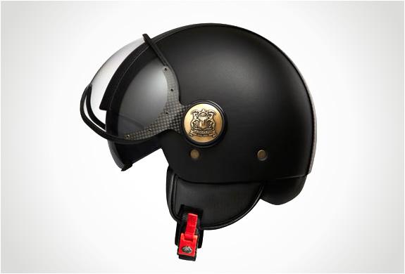 Trussardi 1911 X Momodesign Motorcycle Helmet | Image