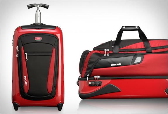 97432fd87f Ducati Luggage Collection