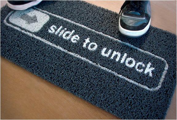 Unlock Doormat | Image
