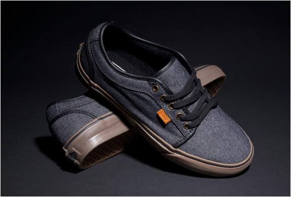 Vans X Zumiez Chukka Low Gum Pack Sneakers | Image