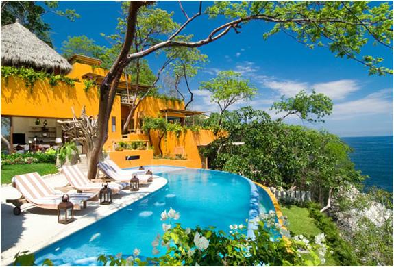 Villa Mandarinas Spectacular Villa For Rent