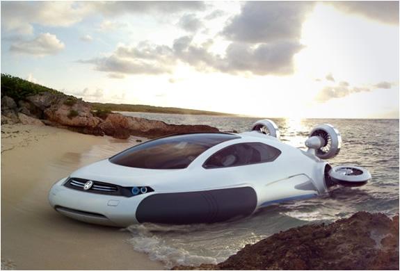 Volkswagen Aqua Concept | Image