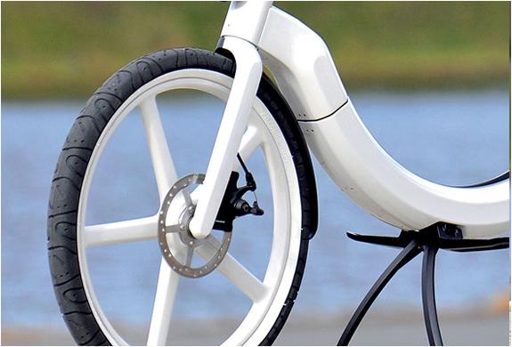 Volkswagen Folding Electric Bike