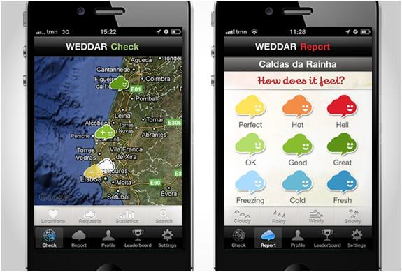 Weddar App | Image