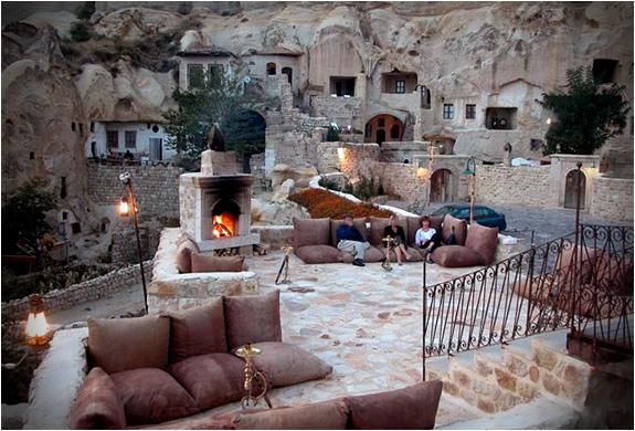 YUNAK EVLERI | CAVE HOTEL TURKEY | Image