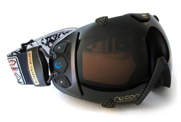 ZEAL TRANSCEND GPS GOGGLE | Image