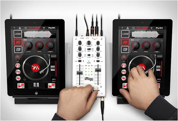 Irig Mix | Ultra Compact Dj Mixer | Image