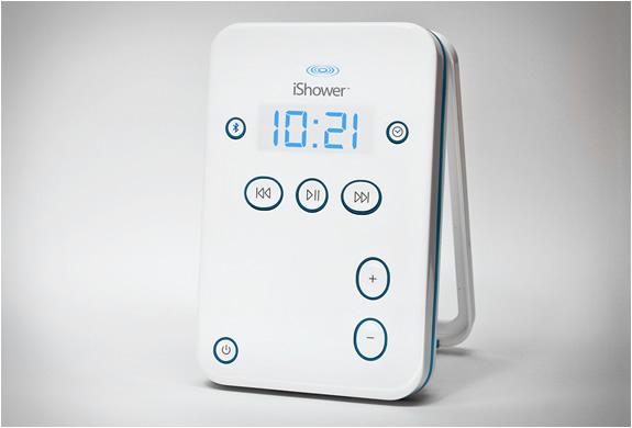 Ishower Wireless Shower Speaker