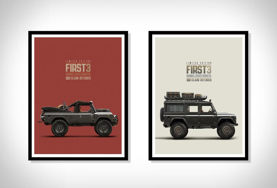 Island Defender Prints | Image