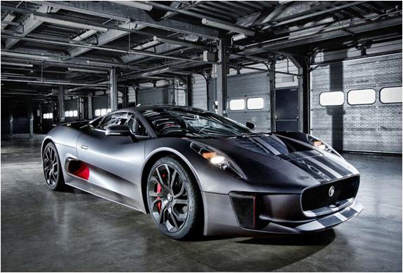 Jaguar C-x75 Hybrid Supercar | Image