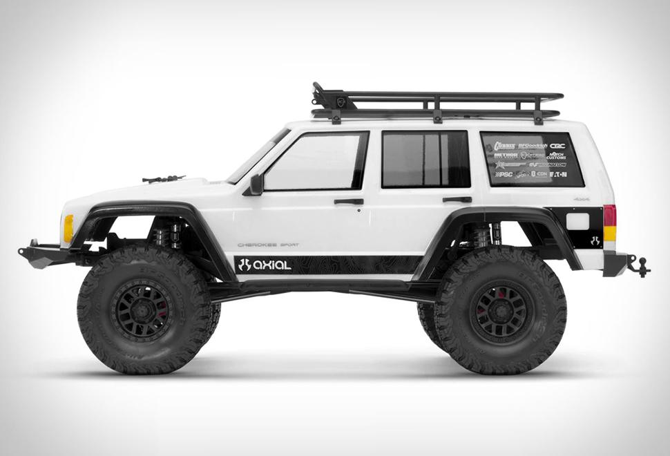 Jeep Cherokee RC | Image