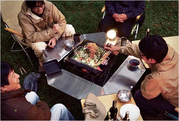 JIKARO FIRERING TABLE | Image