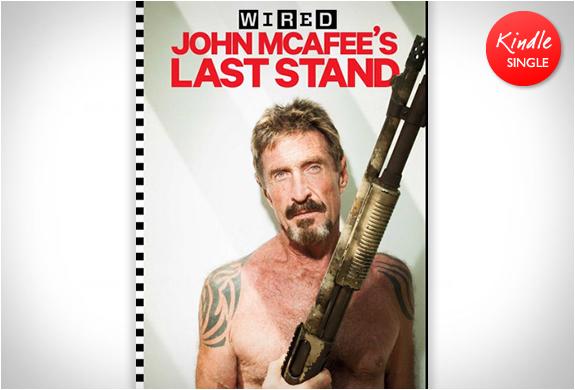 JOHN MCAFEE | LAST STAND | Image