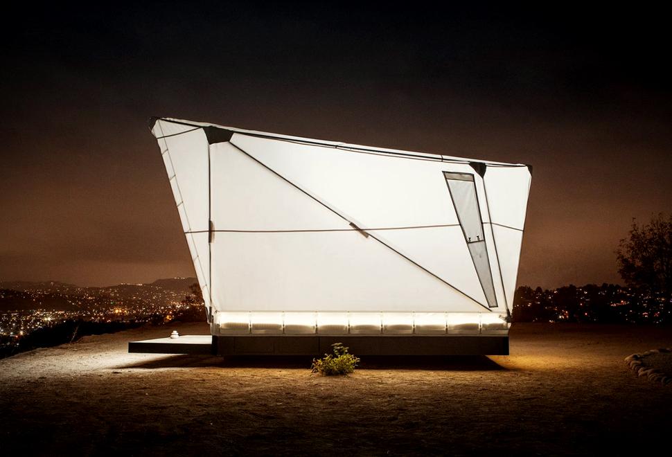 Jupe Portable Shelter | Image