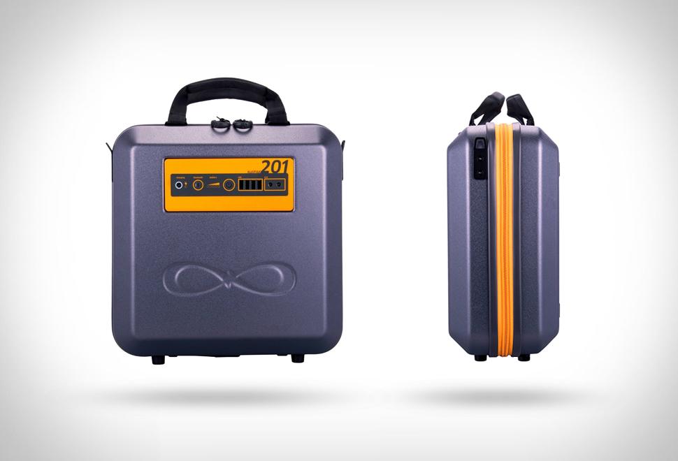 Kalipak Portable Solar Generator | Image
