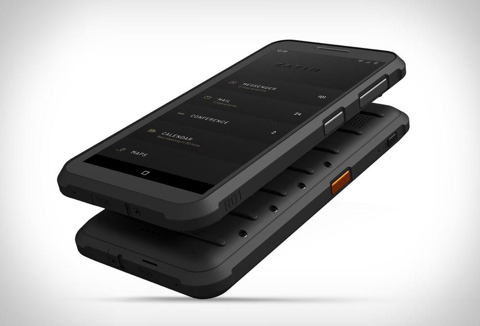 Katim R01 Ultra-Secure Smartphone | Image