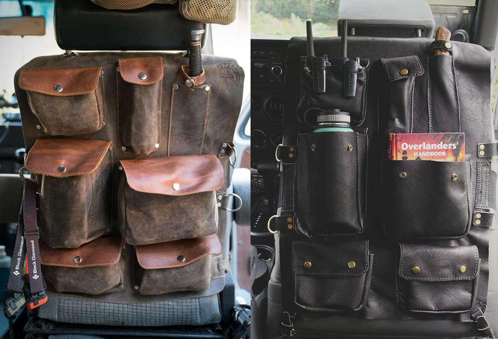 KETZAL SEAT ORGANIZER | Image