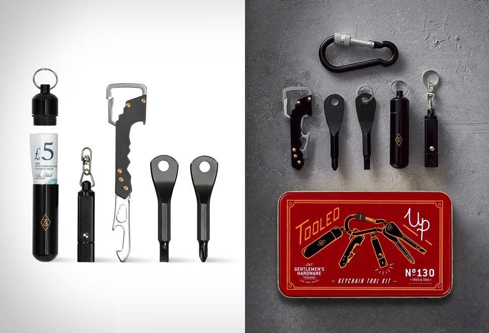 Keychain Tool EDC Kit | Image