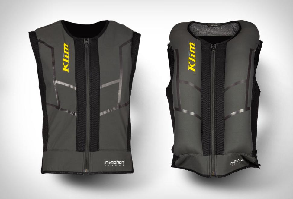 Klim Motorcycle Airbag Vest | Image