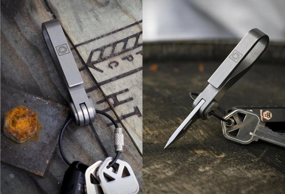 Klip Titanium Pocket Knife   Image