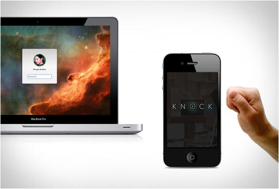 Knock App | Image