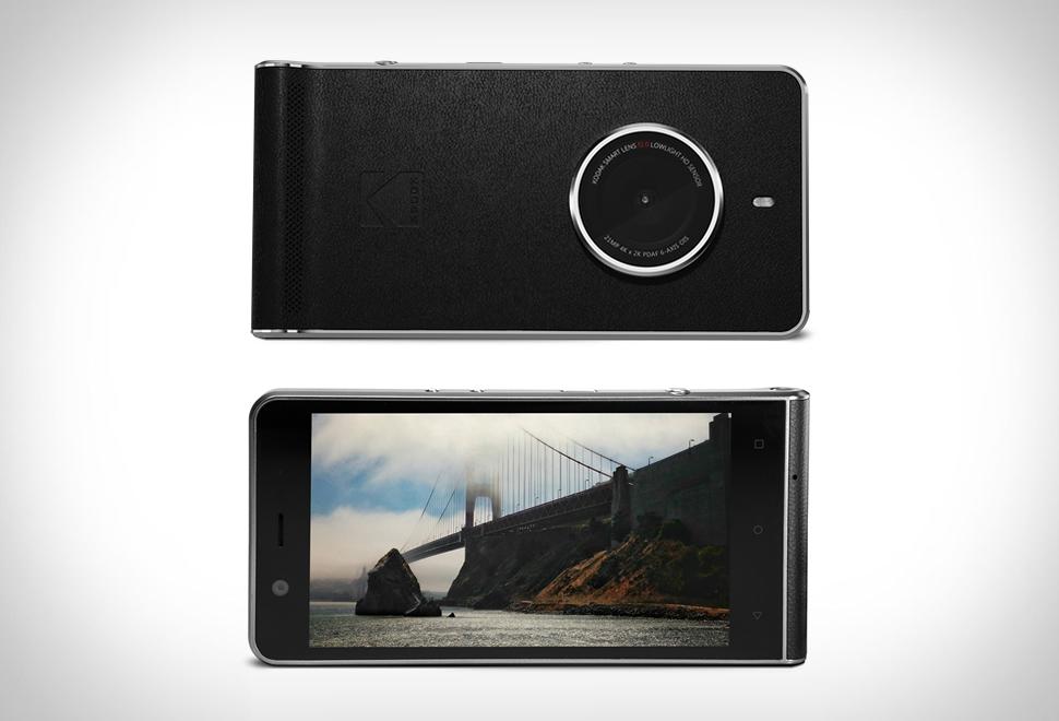 Kodak Ektra Smartphone | Image