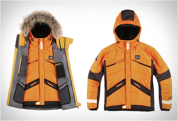 Life Tech Jacket By Kolon Sport