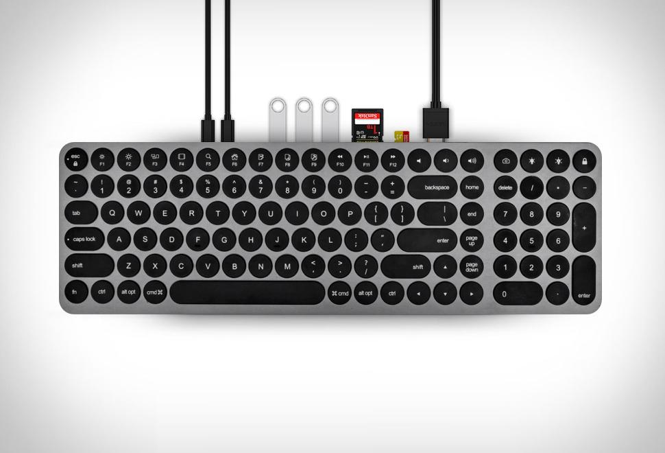 Kolude KD-K1 Keyboard | Image