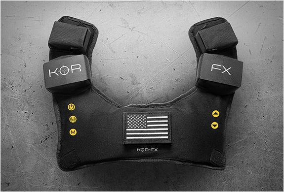 KOR-FX | IMMERSIVE GAMING VEST | Image