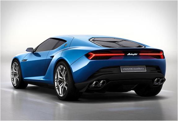 Lamborghini Asterion | Image