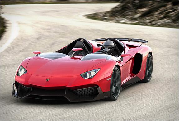 Lamborghini Aventador J Roadster | Image