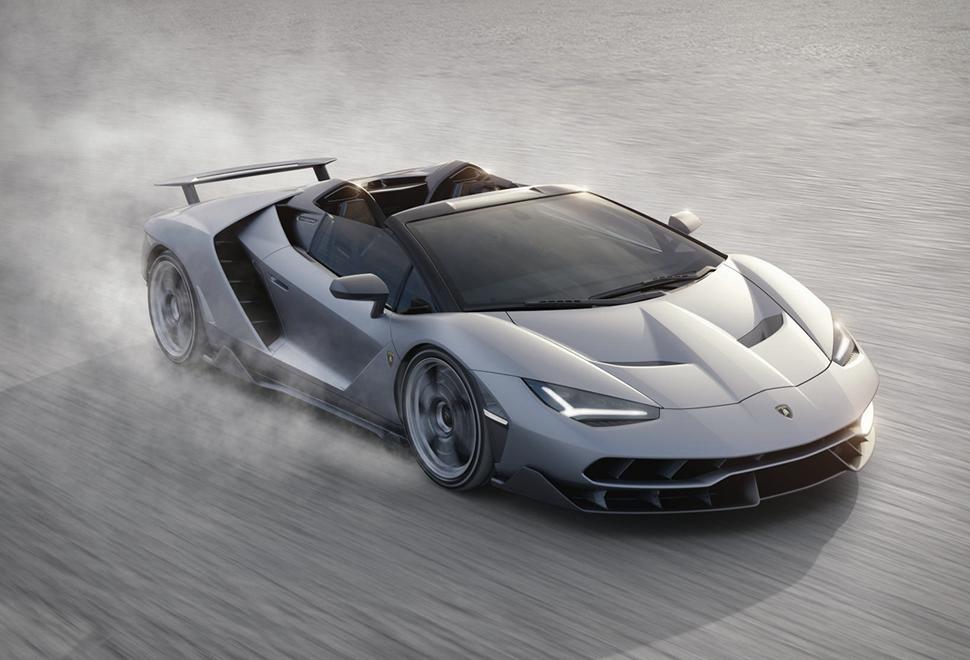 Lamborghini Centenario Roadster | Image