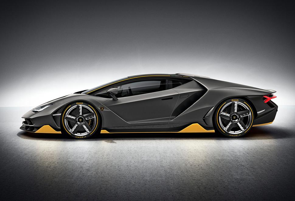 Lamborghini Centenario | Image