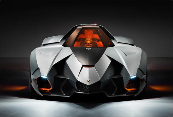 Lamborghini Egoista | Image