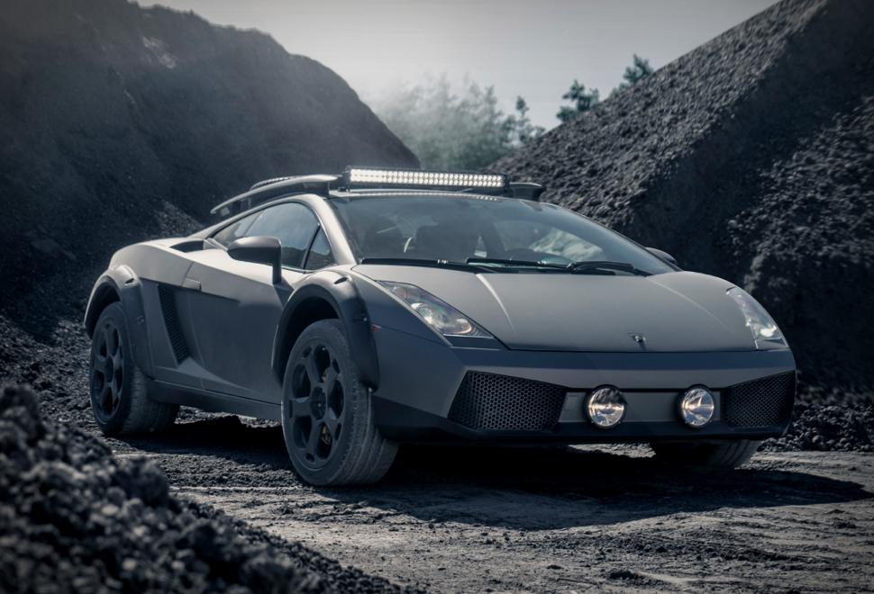 Lamborghini Gallardo Offroad | Image